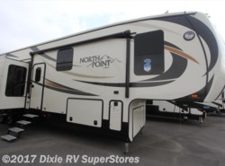 New 2016  Jayco North Point 387RDFS by Jayco from Dixie RV SuperStores in Breaux Bridge, LA