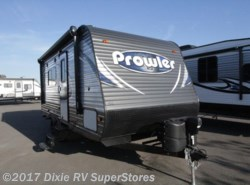New 2017  Heartland RV Prowler 18LX by Heartland RV from Dixie RV SuperStores in Breaux Bridge, LA