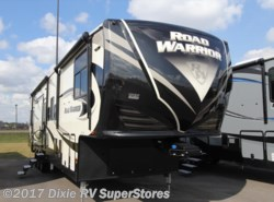 New 2017  Heartland RV Road Warrior 427RW by Heartland RV from Dixie RV SuperStores in Breaux Bridge, LA