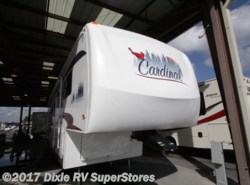 Used 2006  Forest River Cardinal 30WB W/S by Forest River from Dixie RV SuperStores in Breaux Bridge, LA
