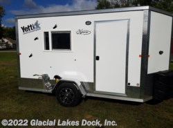 New 2017  Yetti Xplorer 6.5' x 12' Toyhauler by Yetti from Glacial Lakes Dock, Inc.  in Starbuck, MN
