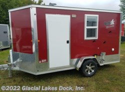 New 2014  Yetti Xplorer 6.5' x 12' + V Front by Yetti from Glacial Lakes Dock, Inc.  in Starbuck, MN
