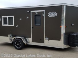 New 2017  Yetti Outpost 6.5' x 16' by Yetti from Glacial Lakes Dock, Inc.  in Starbuck, MN