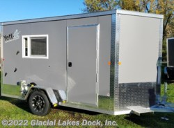 New 2017  Yetti Shell 6.5' x 12' Toyhauler by Yetti from Glacial Lakes Dock, Inc.  in Starbuck, MN