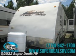 Used 2010  CrossRoads Sunset Trail  by CrossRoads from Super Deals RV in Temple, GA