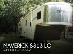 Used 2012  Hoosier  Maverick 8313 LQ by Hoosier from POP RVs in Sarasota, FL