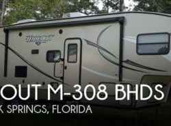 Used 2015  Keystone Hideout M-308 BHDS by Keystone from POP RVs in Sarasota, FL