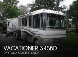 Used 2002  Holiday Rambler Vacationer 34SBD by Holiday Rambler from POP RVs in Sarasota, FL