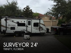 Used 2013  Forest River Surveyor Sport SP220 by Forest River from POP RVs in Sarasota, FL