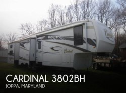 Used 2009  Forest River Cardinal 3802BH by Forest River from POP RVs in Sarasota, FL