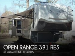 Used 2011  Open Range Open Range 391 RES