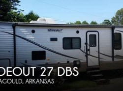 Used 2015 Keystone Hideout 27 DBS available in Sarasota, Florida