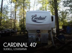 Used 2009  Forest River Cardinal 3450 LX Edition by Forest River from POP RVs in Sarasota, FL