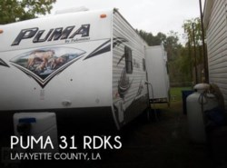 Used 2014 Palomino Puma 31 RDKS available in Sarasota, Florida