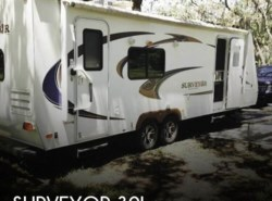 Used 2011  Forest River Surveyor SV-264 SURVEYOR SELECT by Forest River from POP RVs in Sarasota, FL