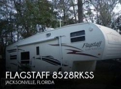 Used 2007  Forest River Flagstaff 8528RKSS by Forest River from POP RVs in Sarasota, FL