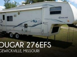 Used 2001  Keystone Cougar 276EFS by Keystone from POP RVs in Sarasota, FL
