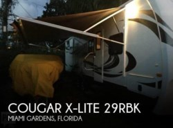 Used 2012  Keystone Cougar X-Lite 29RBK by Keystone from POP RVs in Sarasota, FL