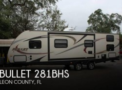 Used 2014  Keystone Bullet 281BHS by Keystone from POP RVs in Sarasota, FL
