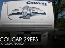 Used 2005  Keystone Cougar 29EFS by Keystone from POP RVs in Sarasota, FL