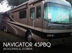 Used 2005  Holiday Rambler Navigator 45PBQ by Holiday Rambler from POP RVs in Sarasota, FL