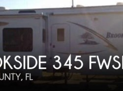 Used 2009 SunnyBrook Brookside 345 FWSE available in Sarasota, Florida