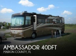Used 2008  Holiday Rambler Ambassador 40DFT by Holiday Rambler from POP RVs in Sarasota, FL