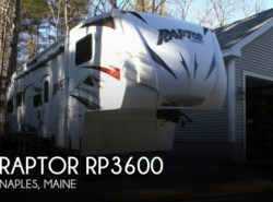 Used 2008  Keystone Raptor RP3600 by Keystone from POP RVs in Sarasota, FL