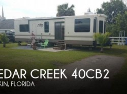 Used 2014  Forest River Cedar Creek 40cb2 by Forest River from POP RVs in Sarasota, FL