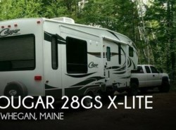 Used 2014  Keystone Cougar 28GS X-Lite by Keystone from POP RVs in Sarasota, FL