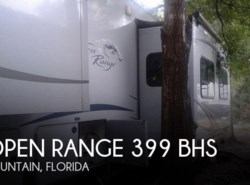 Used 2010  Open Range Open Range 399 BHS by Open Range from POP RVs in Sarasota, FL
