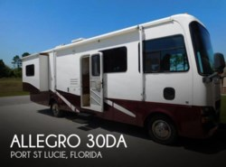 Used 2006 Tiffin Allegro 30DA available in Sarasota, Florida