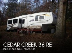 Used 2009  Forest River Cedar Creek 36 RE by Forest River from POP RVs in Sarasota, FL