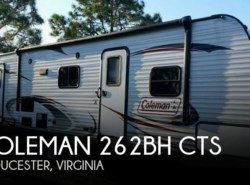 Used 2014 Dutchmen Coleman 262BH CTS available in Gloucester, Virginia