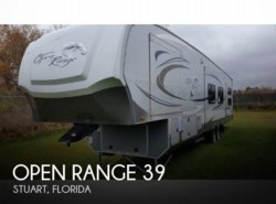 Used 2011  Open Range Open Range 39 by Open Range from POP RVs in Sarasota, FL