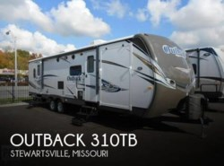 Used 2014  Keystone Outback 310TB by Keystone from POP RVs in Sarasota, FL