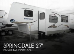 Used 2011  Keystone Springdale 249FWBHSSR by Keystone from POP RVs in Sarasota, FL