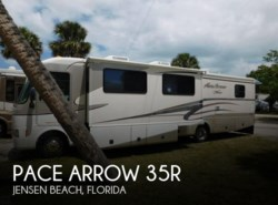 Used 2001  Fleetwood Pace Arrow 35R by Fleetwood from POP RVs in Sarasota, FL
