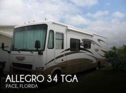 Used 2007 Tiffin Allegro 34 TGA available in Sarasota, Florida