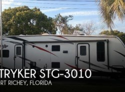 Used 2016 Cruiser RV Stryker STG-3010 available in Sarasota, Florida