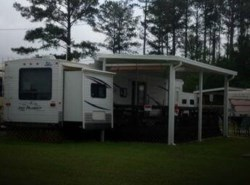 Used 2009  Jayco Jay Flight Bungalow Park Trailer 40BHS