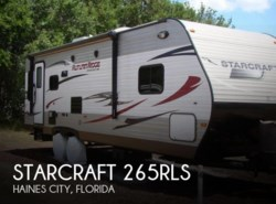 Used 2015  Starcraft Starcraft 265RLS by Starcraft from POP RVs in Sarasota, FL