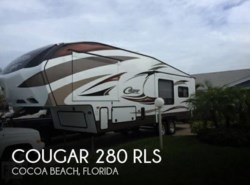 Used 2014 Keystone Cougar 280 RLS available in Sarasota, Florida