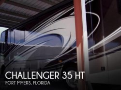 Used 2014 Thor Motor Coach Challenger 35 HT available in Sarasota, Florida