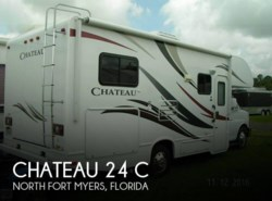 Used 2013 Thor Motor Coach Chateau 24 C available in Sarasota, Florida