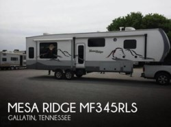 Used 2015  Open Range Mesa Ridge MF345RLS