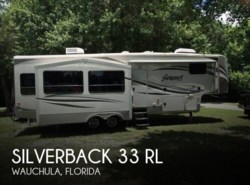 Used 2013  Forest River Silverback 33 RL by Forest River from POP RVs in Sarasota, FL