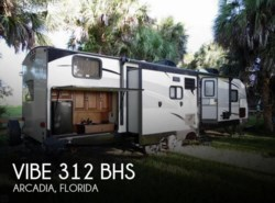 Used 2016  Forest River Vibe 312 BHS by Forest River from POP RVs in Sarasota, FL