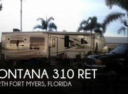 Used 2015 Keystone Montana 310 RET available in Sarasota, Florida