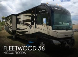 Used 2012  Fleetwood  Fleetwood 36 by Fleetwood from POP RVs in Sarasota, FL